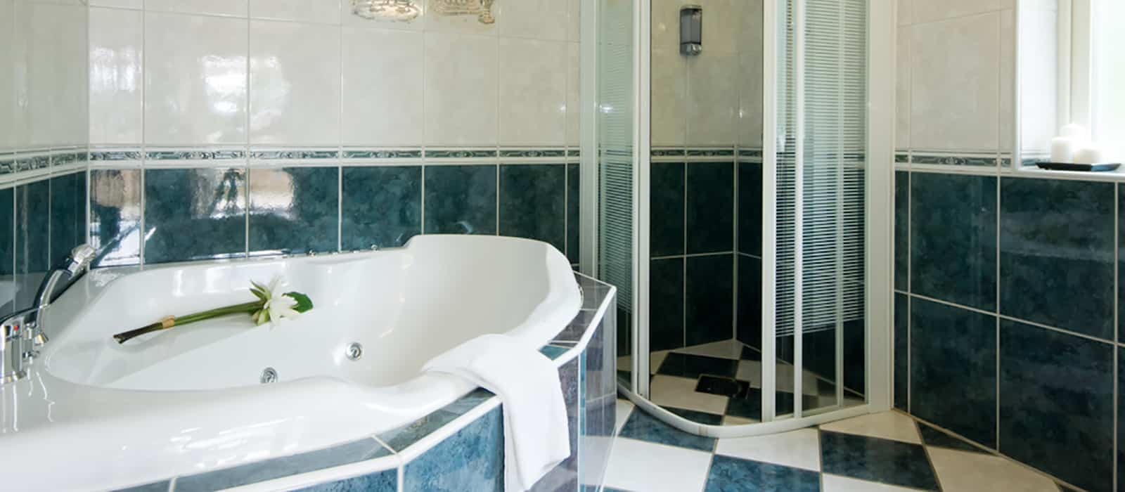 Hotell med privat jacuzzi